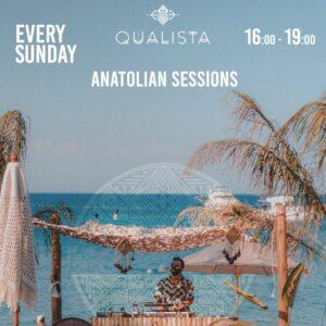 Anatolian Sesions @ Qualista Beach